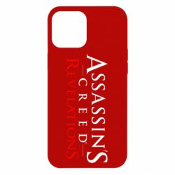 Чохол для iPhone 12 Pro Max Assassin's Creed Revelations