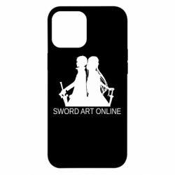 Чохол для iPhone 12 Pro Max Asuna and Kirito