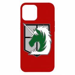 Чохол для iPhone 12 Pro Max Attack on Titan symbol