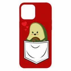Чехол для iPhone 12 Pro Max Avocado in your pocket