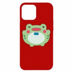 Чохол для iPhone 12 Pro Max Baby frog
