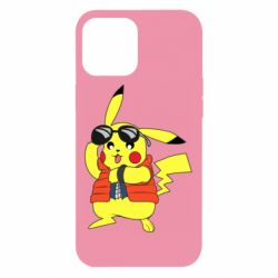 Чохол для iPhone 12 Pro Max Back to the Future Marty McFly Pikachu