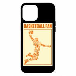 Чохол для iPhone 12 Pro Max Basketball fan