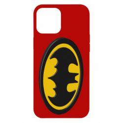 Чохол для iPhone 12 Pro Max Batman 3D