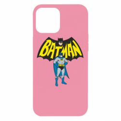 Чехол для iPhone 12 Pro Max Batman Hero