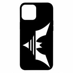 Чохол для iPhone 12 Pro Max Batman three line