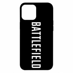 Чохол для iPhone 12 Pro Max Battlefield logo