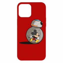 Чохол для iPhone 12 Pro Max BB-8 and Mickey Mouse