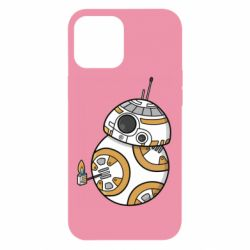 Чехол для iPhone 12 Pro Max BB-8 Like