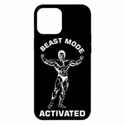 Чехол для iPhone 12 Pro Max Beast mode activated