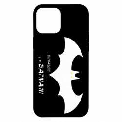 Чохол для iPhone 12 Pro Max Because i'm batman