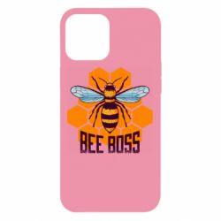 Чехол для iPhone 12 Pro Max Bee Boss