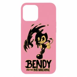 Чохол для iPhone 12 Pro Max Bendy And The Ink Machine 1