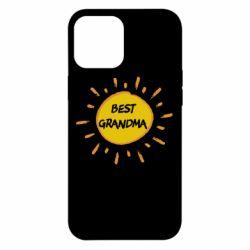 Чохол для iPhone 12 Pro Max Best Grandma