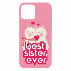 Чохол для iPhone 12 Pro Max Best sister ever