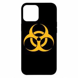 Чехол для iPhone 12 Pro Max biohazard