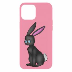 Чохол для iPhone 12 Pro Max Black Rabbit