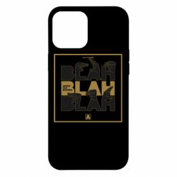 Чохол для iPhone 12 Pro Max Blah Blah Blah