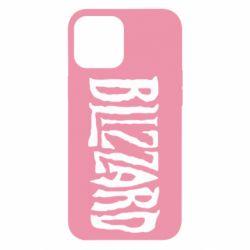 Чохол для iPhone 12 Pro Max Blizzard Logo
