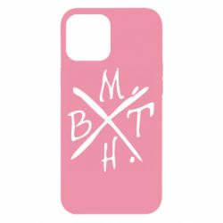 Чохол для iPhone 12 Pro Max BMTH
