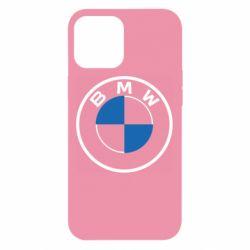 Чохол для iPhone 12 Pro Max BMW logo 2020