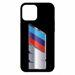 Чехол для iPhone 12 Pro Max BMW M POWER