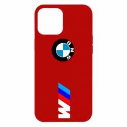 Чохол для iPhone 12 Pro Max BMW M