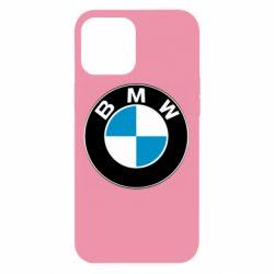 Чехол для iPhone 12 Pro Max BMW Small