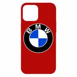 Чехол для iPhone 12 Pro Max BMW