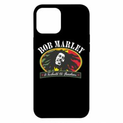 Чехол для iPhone 12 Pro Max Bob Marley A Tribute To Freedom