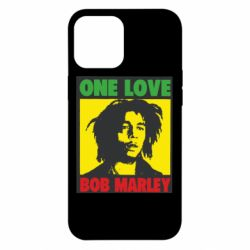 Чехол для iPhone 12 Pro Max Bob Marley One Love