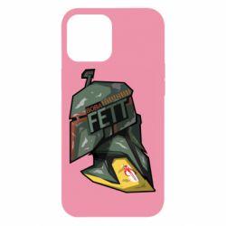Чохол для iPhone 12 Pro Max Boba Fett