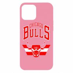 Чохол для iPhone 12 Pro Max Великий логотип Chicago Bulls