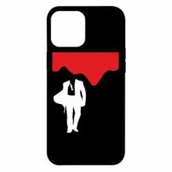 Чохол для iPhone 12 Pro Max Bond 007 minimalism