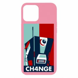 Чохол для iPhone 12 Pro Max Borderlands CH4NGE Claptrap