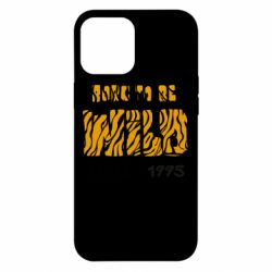Чехол для iPhone 12 Pro Max Born to be wild sinse 1995