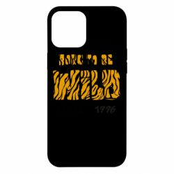 Чохол для iPhone 12 Pro Max Born to be wild sinse 1996