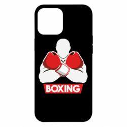 Чехол для iPhone 12 Pro Max Box Fighter