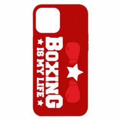 Чохол для iPhone 12 Pro Max Boxing is my life