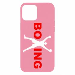 Чехол для iPhone 12 Pro Max BoXing X
