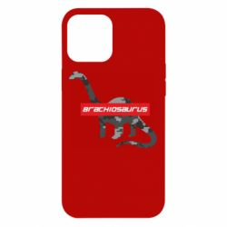 Чехол для iPhone 12 Pro Max Brachiosaurus