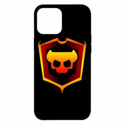 Чехол для iPhone 12 Pro Max Brawl Horns