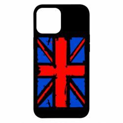 Чехол для iPhone 12 Pro Max Британский флаг