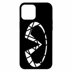 Чохол для iPhone 12 Pro Max Broken logo