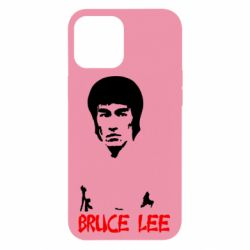 Чехол для iPhone 12 Pro Max Bruce Lee