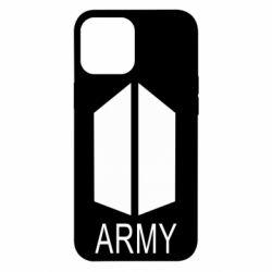 Чохол для iPhone 12 Pro Max Bts army