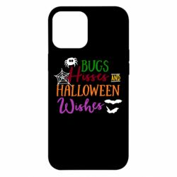 Чохол для iPhone 12 Pro Max Bugs Hisses and Halloween Wishes