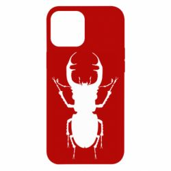 Чехол для iPhone 12 Pro Max Bugs silhouette