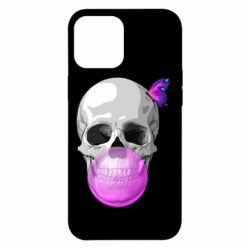 Чохол для iPhone 12 Pro Max Butterfly on the skull