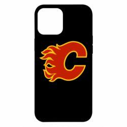 Чехол для iPhone 12 Pro Max Calgary Flames
